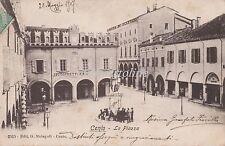 CENTO - La Piazza 1907