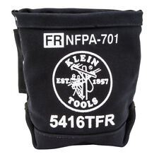 Klein Tools 5416TFR Flame-Retardant Canvas Bull-Pin and Bolt Bag