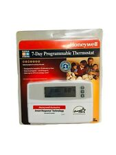 Honeywell 7-day programmable thermostat - Model CT 3600A Smart Response Tech