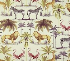 Prestigious Textiles Longleat Vintage Curtain Fabric-137 cm wide - £9.99 metre