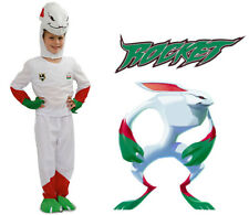 NRL Rabbitohs Children Team Mascot Costume size 7 or 8 yrs supporting NACare