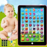 Kid Children Educational Learning Tablet Mini Pad Toys for Baby (Random Color)