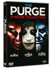 The Purge: 3-movie Collection (with Digital HD UltraViolet Copy) [DVD]