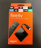 Amazon TV Fire  4K Ultra HD with Alexa Voice Remote (3rd Gen) NEW