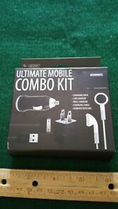 Vibe VE8555COBK High Ultimate Mobile Combo Kit iPhone/iPod Accessory