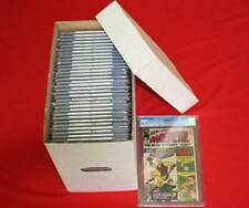 3 CGC / CBCS American Comic & Magazine Boxes - Holds approx.30-32 Slabbed Comics