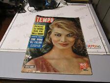 TEMPO  - n° 20 - 19 maggio 1959 - Lire 80