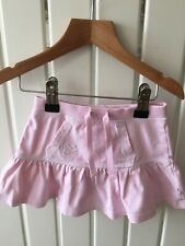 Baby Girls Clothes 9-12mths - BARGAIN BUY Pink NEXT Jersey Pocket Skirt 🐷🐷🐷