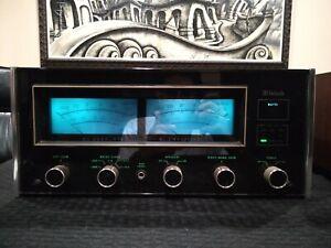 Mcintosh MC2205 Stereo Power Amp