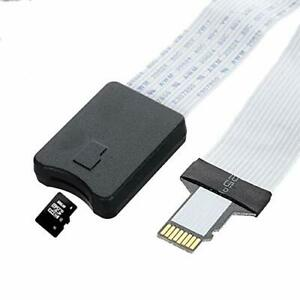 Creality 48CM TF to Micro SD TF Extension Cable Memory Card Adapter
