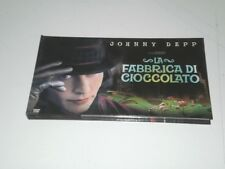 LA FABBRICA DI CIOCCOLATO - COLLECTOR'S EDITION LONG BOX  2 DVD+20 POSTCARD -ALT