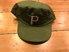 PITTSBURGH PIRATES GREEN VINTAGE BASEBALL ADJUSTABLE CAP HAT NEW