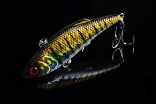 1pc VIB  Fishing tackle 8cm/11.8g peche Hard Lure Wobbler baits bass  NEW