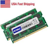 US 16GB 2x8GB PC3L-12800 DDR3L 1600MHz Laptop Memory For Dell E7250 E5540 E6330