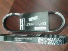 Two (2) Genuine Polaris Drive Belts Part 3211070 Brand New Free Shipping