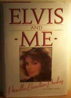 Elvis and Me,Priscilla Beaulieu Presley, Sandra Harmon