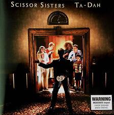 SCISSOR SISTERS Ta-Dah CD Brand New And Sealed