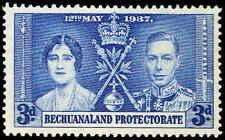 Scott # 123 - 1935 - ' Queen Elizabeth and King George VI '