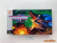 GRADIUS III 3 Nintendo Super Famicom SNES SFC JAPAN Ref:314907