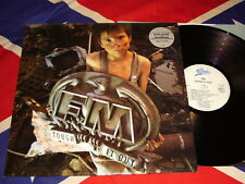 FM-tough it out LP AOR 1989