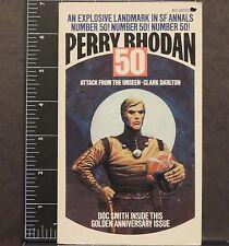 Perry Rhodan #50 Attack from Unseen: Clark Darlton Golden Anniversary Issue PB