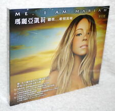 Mariah Carey Me. I AmThe Elusive Chanteuse Deluxe Edition 2014 Taiwan CD w/BOX
