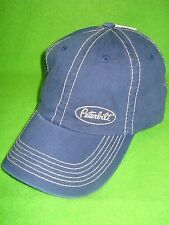 PETERBILT HAT:    UNSTRUCTURED NAVY CAP     *FREE SHIPPING*