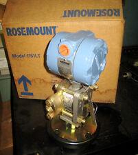 Rosemount Model 1151LT Liquid Level Transmitter NEW!