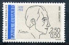 STAMP / TIMBRE FRANCE NEUF N° 2681 ** CELEBRITE / PAUL ELUARD