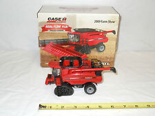 Case IH 9120 Axial Flow Combine With Tracks  2009 Farm Show   1/64th Scale
