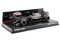 Minichamps 1/43 Fernando Alonso McLaren Honda MP4-31 2016 Limited Edition 75pcs