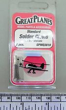 5Solder clevis for .074 wire/cable GreatPlanes ref: GPMQ3810 - pack of 2