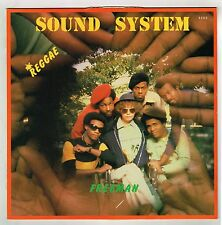 SOUND SYSTEM-freeman  LP  touloulou   (hear)   rare reggae roots