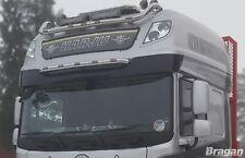 Techo foco barra LEDs para DAF XF 106 Superspace 2013 Camión acero