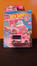 2021 Hot Wheels 21/250 Barbie Dream Camper 1/5 HW Getaways