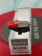UNIVERSAL stereo MG-09DE MAGNETIC CARTRIDGE with Elliptical Stylus