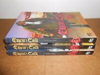 Emperor's Castle vol. 1-3 Manga Manhwa Graphic Novel Lot Book in English