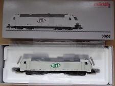 Märklin HO Art   36653 Diesellok BR 285, Dig, Sound, MHI  Neu/OVP