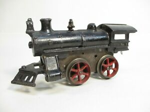 O Gauge Ives No 5 Loco Cast Iron CW Prewar X7452