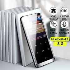 8GB bluetooth MP3 Player HIFI Sport Music MP4 Media FM Radio Recorder