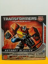Transformers G1 Blaster Collectors Club Commemorative Edition New Sealed