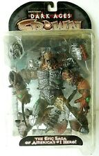 NEW IN BOX Todd Mcfarlane's Dark Ages Spawn the Black Knight