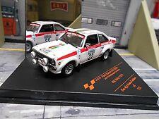 FORD Escort MKII Rallye RS 1800 2.0 GB RAC 1976 #22 Airikkala Colt Vitesse 1:43