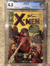X-Men 16 CGC 4.5