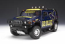 1:18 Highway 61 - Michigan Wolverines Hummer® H2