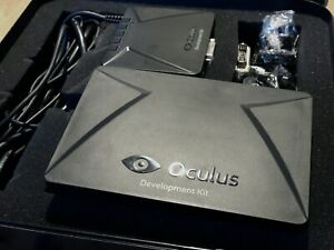 Oculus Rift DK1 - Original development kit, only used a couple of times