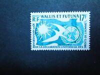 Wallis and Futuna #153  Mint Hinged - WDWPhilatelic D 2