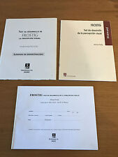 FROSTIG. TEST DE DESARROLLO DE LA PERCEPCIÓN VISUAL.
