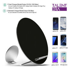 Built-in Bluetooth Speaker Moon Sonata Aluminum Qi Fast Wireless charger Stand