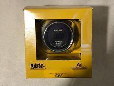 """Auto Meter 2-1/16"""" Cobalt Digital Amp Temperature Gauge 0° to 250° F"""